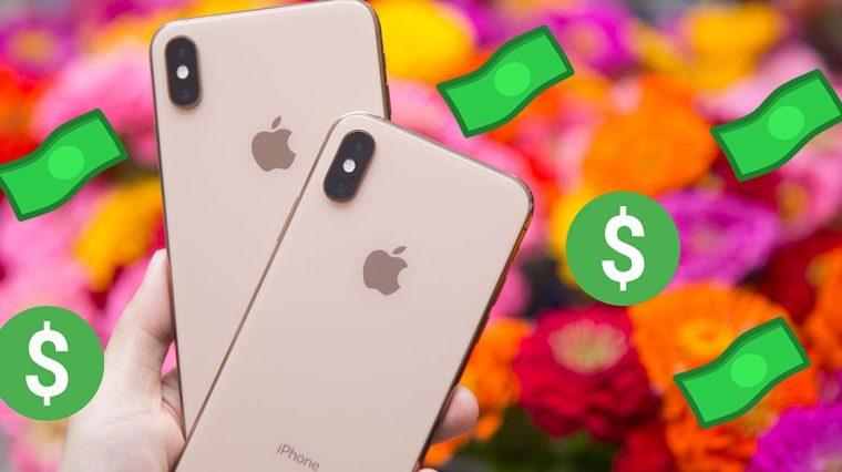 Почему iPhone стоит так дорого?