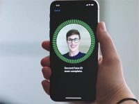 Как добавить второе лицо для разблокировки по Face ID