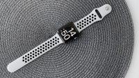 Пора почистить силиконовый ремешок Apple Watch