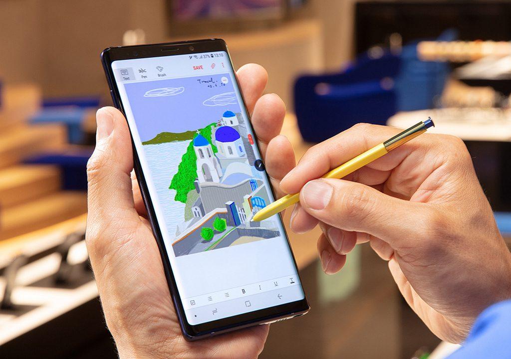 Раскрыта уникальная особенность Samsung Galaxy Note10