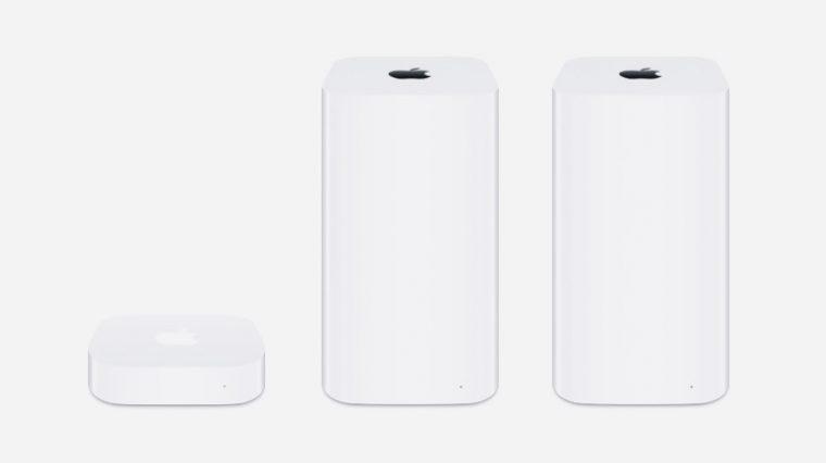 Apple окончательно убила популярный роутер AirPort Extreme