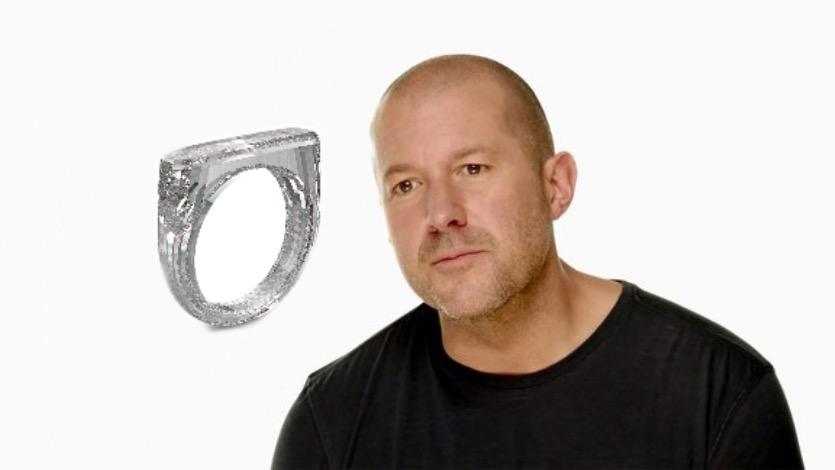 Джони Айв создал обручальное кольцо за 17 млн руб.