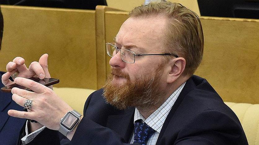 Милонов разрешил россиянам пользоваться Instagram один час в день