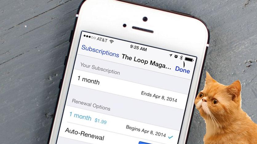 Apple блокирует доступ к App Store за просроченную подписку