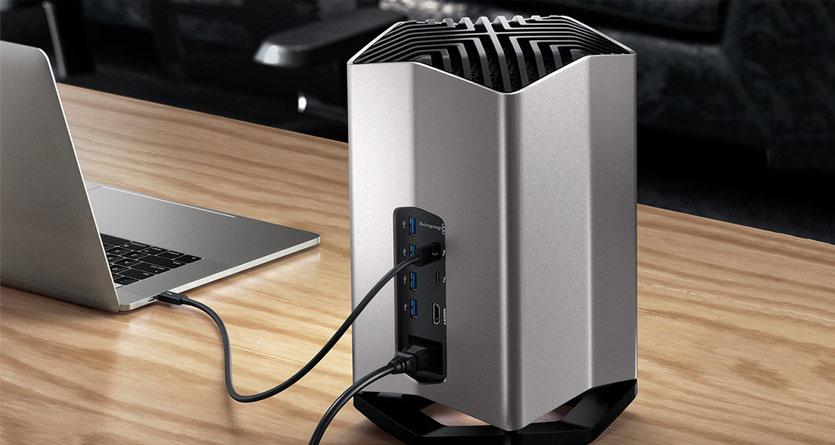 Продажи внешних видеокарт для MacBook Air перенесли на декабрь