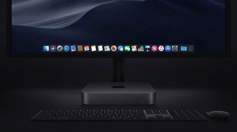 Появились первые тесты производительности нового Mac mini 2018