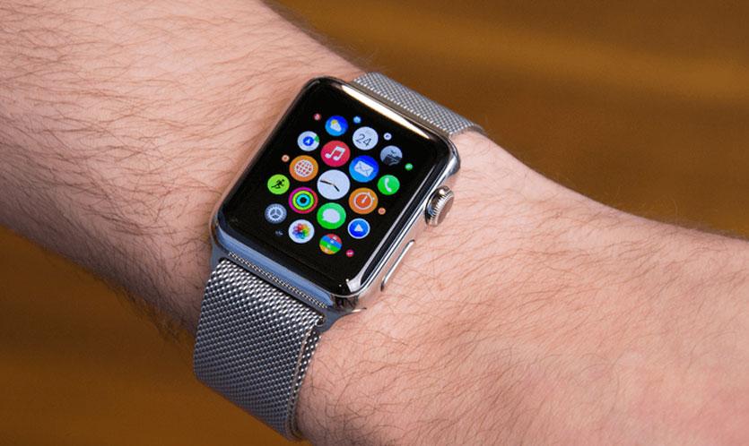 Пользователь превратил Apple Watch в картину