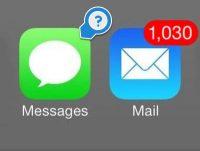 Почему при входящем СМС на iPhone есть звук, но нет уведомления