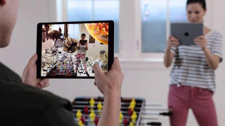 Что не так с дополненной реальностью на iPhone?