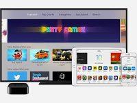 Как автоматически загружать купленные приложения на Apple TV