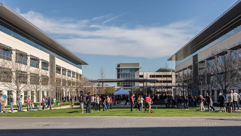 У Apple появится новый гигантский офис за $1 млрд
