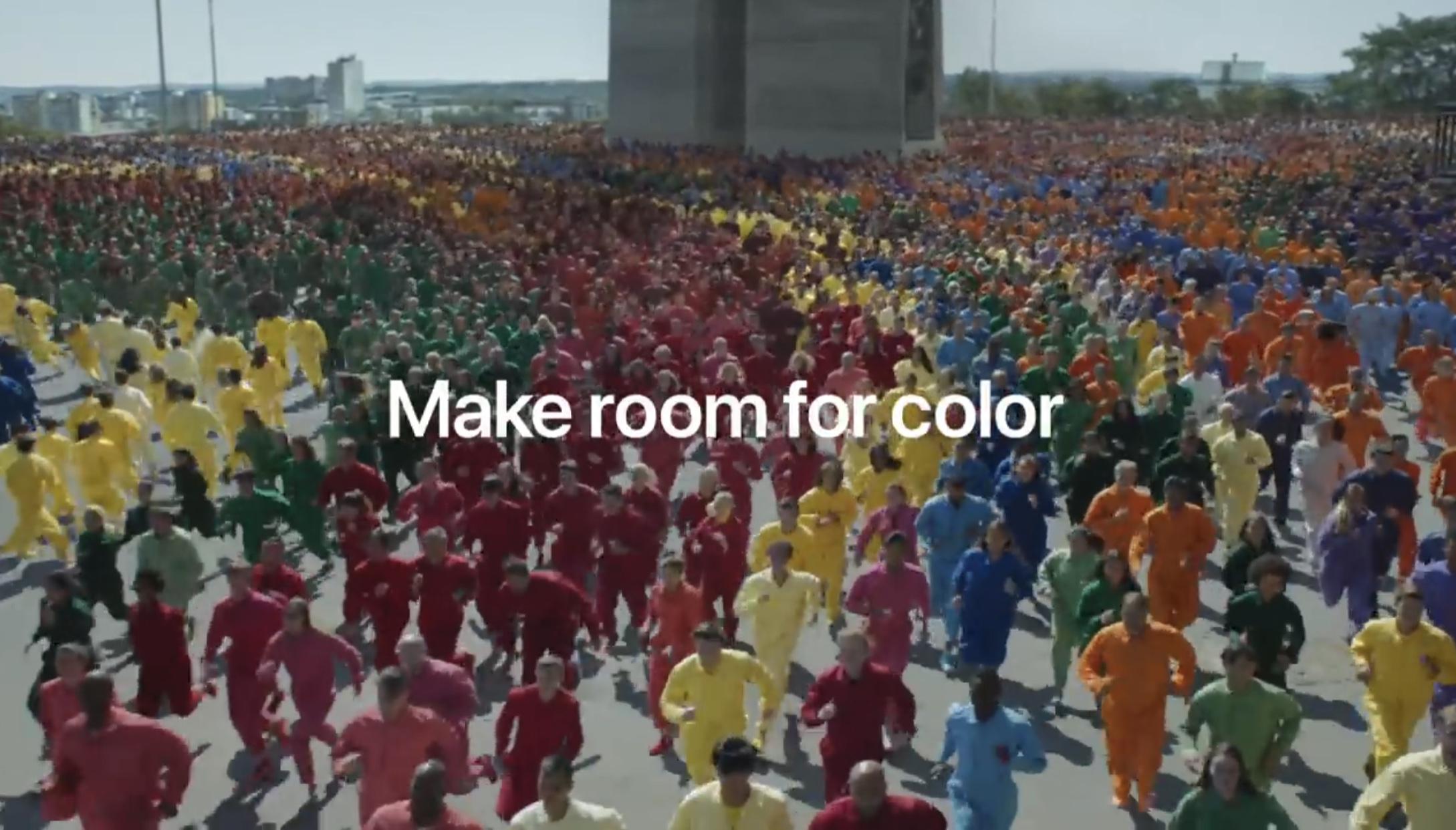 Apple выпустила эффектную рекламу iPhone XR