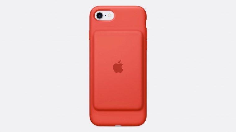 Apple выпустит новый чехол с аккумулятором для iPhone Xs