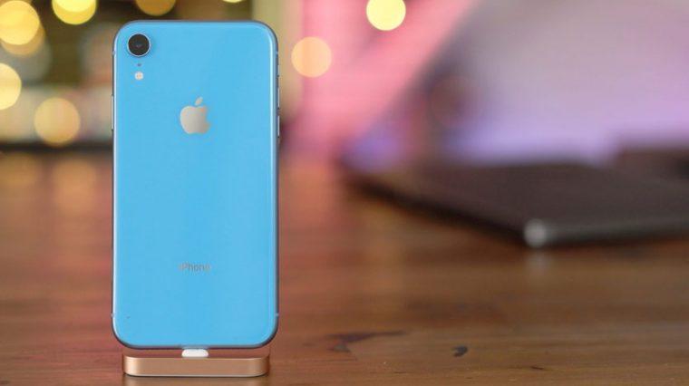 В iPhone XR появилась эксклюзивная настройка iOS 12