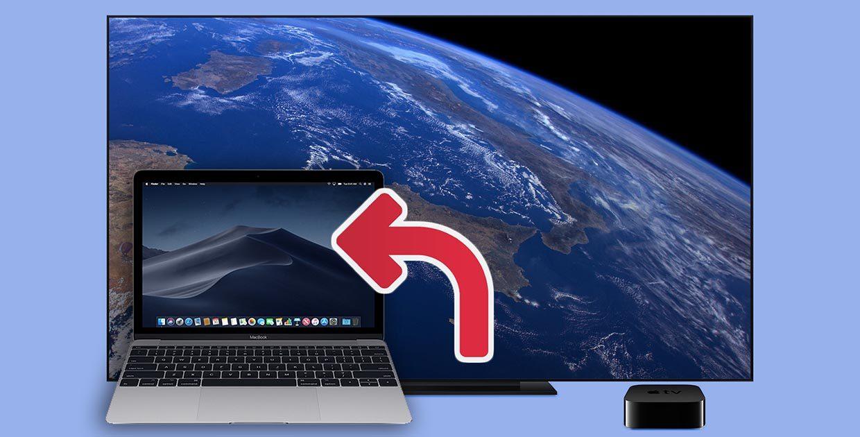 Как добавить красивейшую заставку с Apple TV на любой Mac