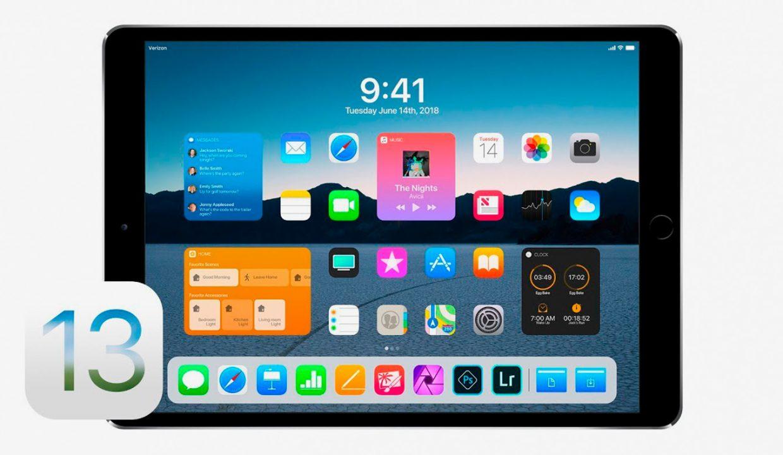 Что нового появится в iOS 13