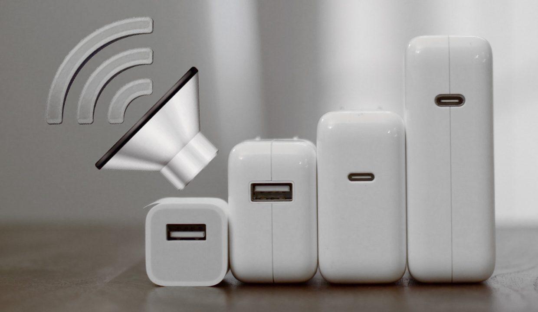 Почему пищит зарядка iPhone. Это опасно?