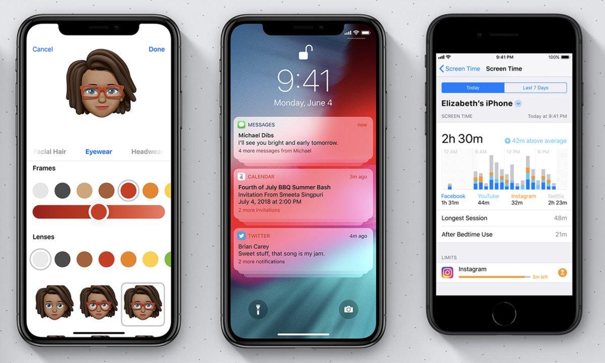 Вышла iOS 12.1.3 beta 3 для разработчиков