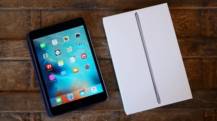 Apple зарегистрировала 6 новых iPad в России