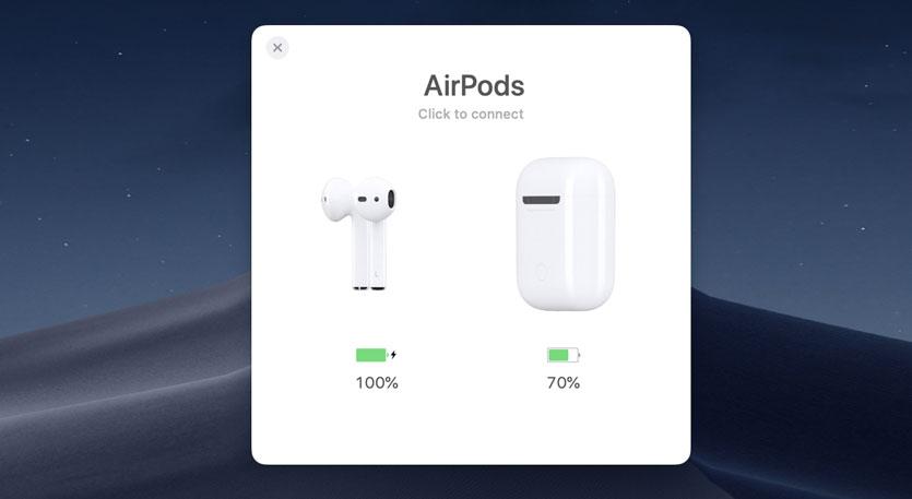 Новое приложение AirBuddy упрощает подключение AirPods к Mac