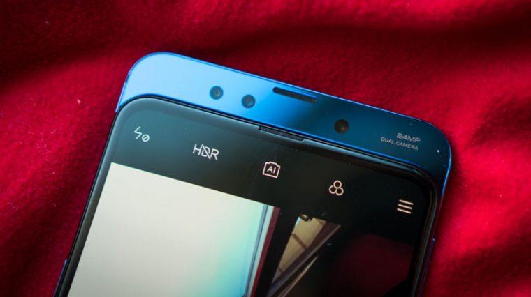 iPhone Xs Max делает селфи хуже Xiaomi