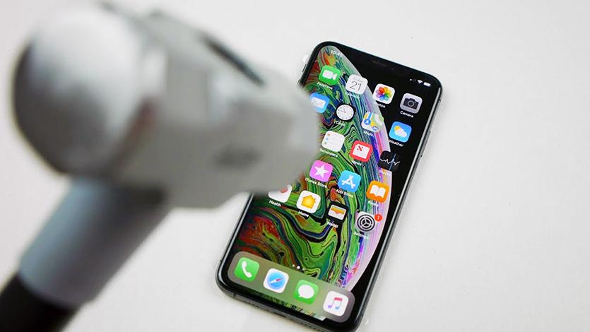 Сколько занимают программы iphone