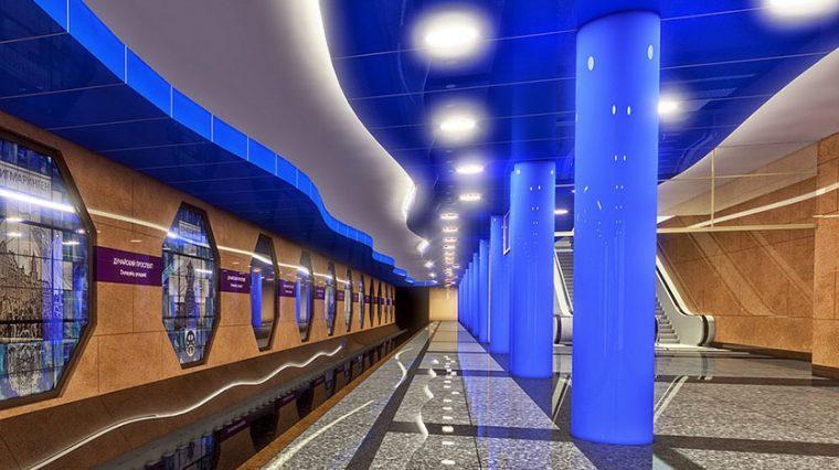 Спорим, что метро в Санкт-Петербурге сможет вас удивить?