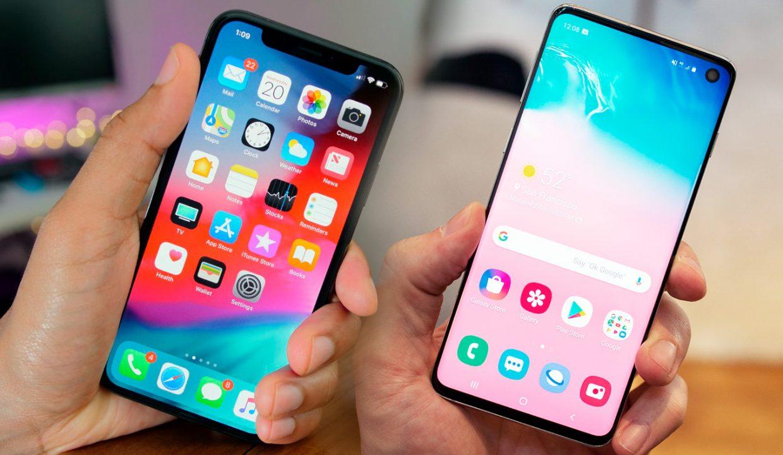 Чем отличается Samsung Galaxy S10 от iPhone Xs