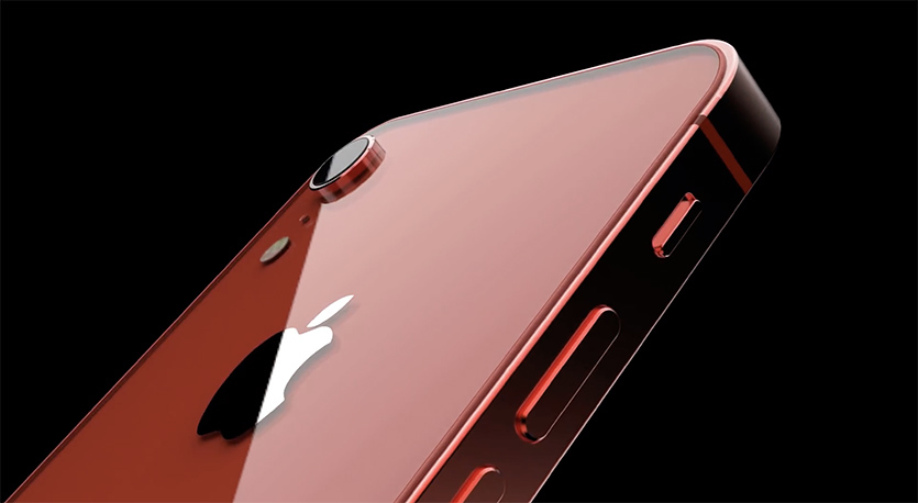 Дизайнер нарисовал потрясающий концепт iPhone SE 2