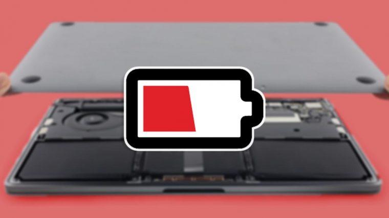 MacBook пишет: аккумулятор требует обслуживания. Что это