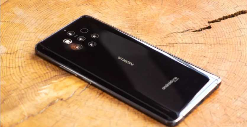 Nokia сделала смартфон с пятью камерами, и это не шутка