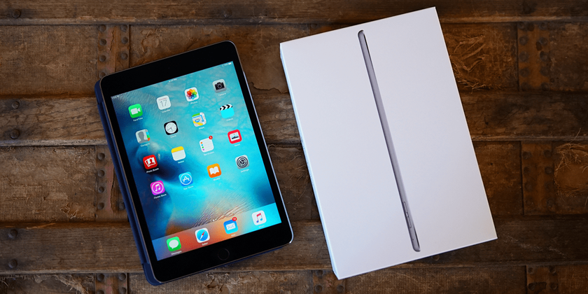Дизайн iPad mini 5 не изменится вообще никак