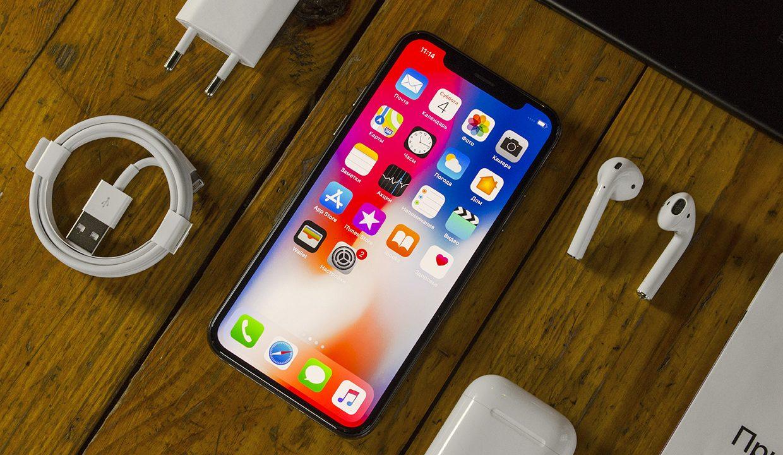 Apple запустила в продажу восстановленные iPhone X