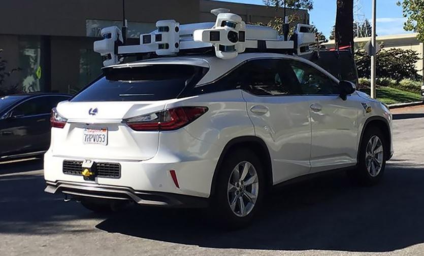 Автопилот Apple для машин назван худшим в США