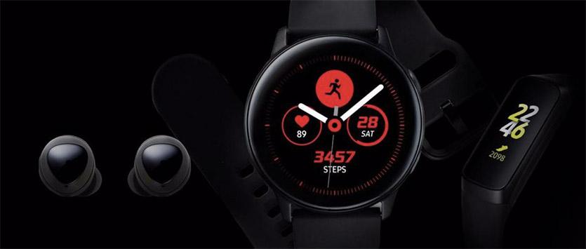 Samsung рассекретила новые смарт-часы, наушники и браслеты