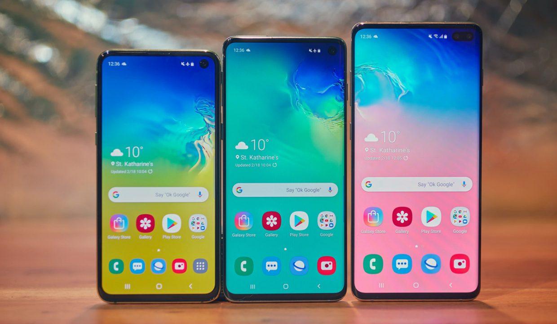 Чем отличается Samsung Galaxy S10 от Galaxy S10+ и S10e
