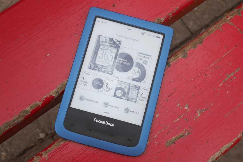 Обзор PocketBook 641 Aqua 2: единственный в мире полностью герметичный ридер