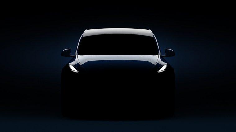 Илон Маск спрятал забавное послание на фотографии новой Tesla Model Y