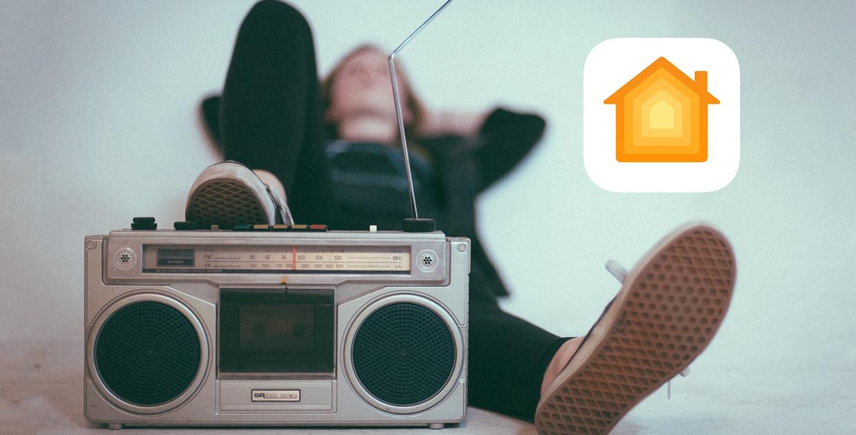 Как слушать интернет-радио по всей квартире. Через HomePod или умный дом Xiaomi