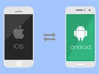 Как передать приложение с Android на iPhone и обратно