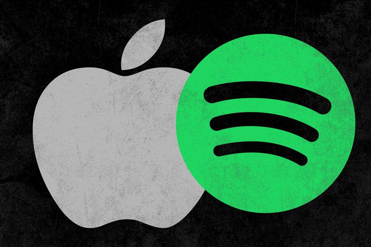 Apple считает, что Spotify прикрывает ложной риторикой финансовые интересы
