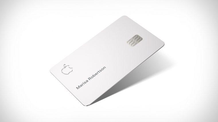 Банковская карта Apple Card не поддерживает бесконтактные платежи