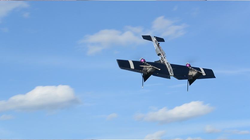 В России создали первый дрон с дробовиком