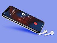 Как автоматически отвечать на звонки c iPhone