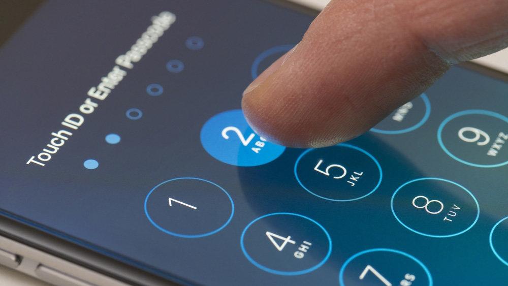 Как узнать пароль по телефону. Код, дизайн, даже текст