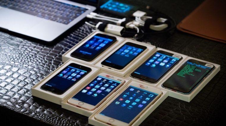 Хакеры покупают iPhone за 1,3 млн рублей, чтобы взломать iOS