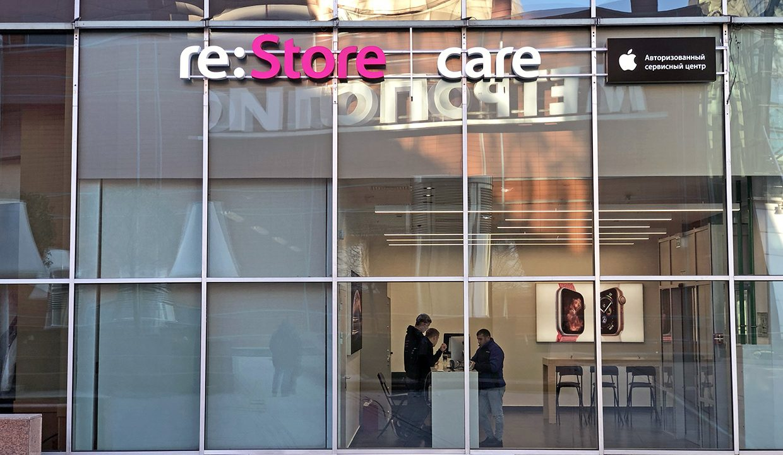 Открылись новые авторизованные сервисные центры re:Store care