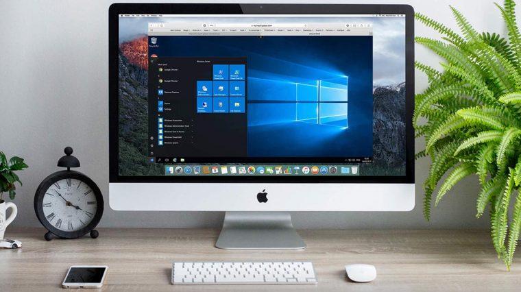 Как правильно установить Windows 10 на Mac