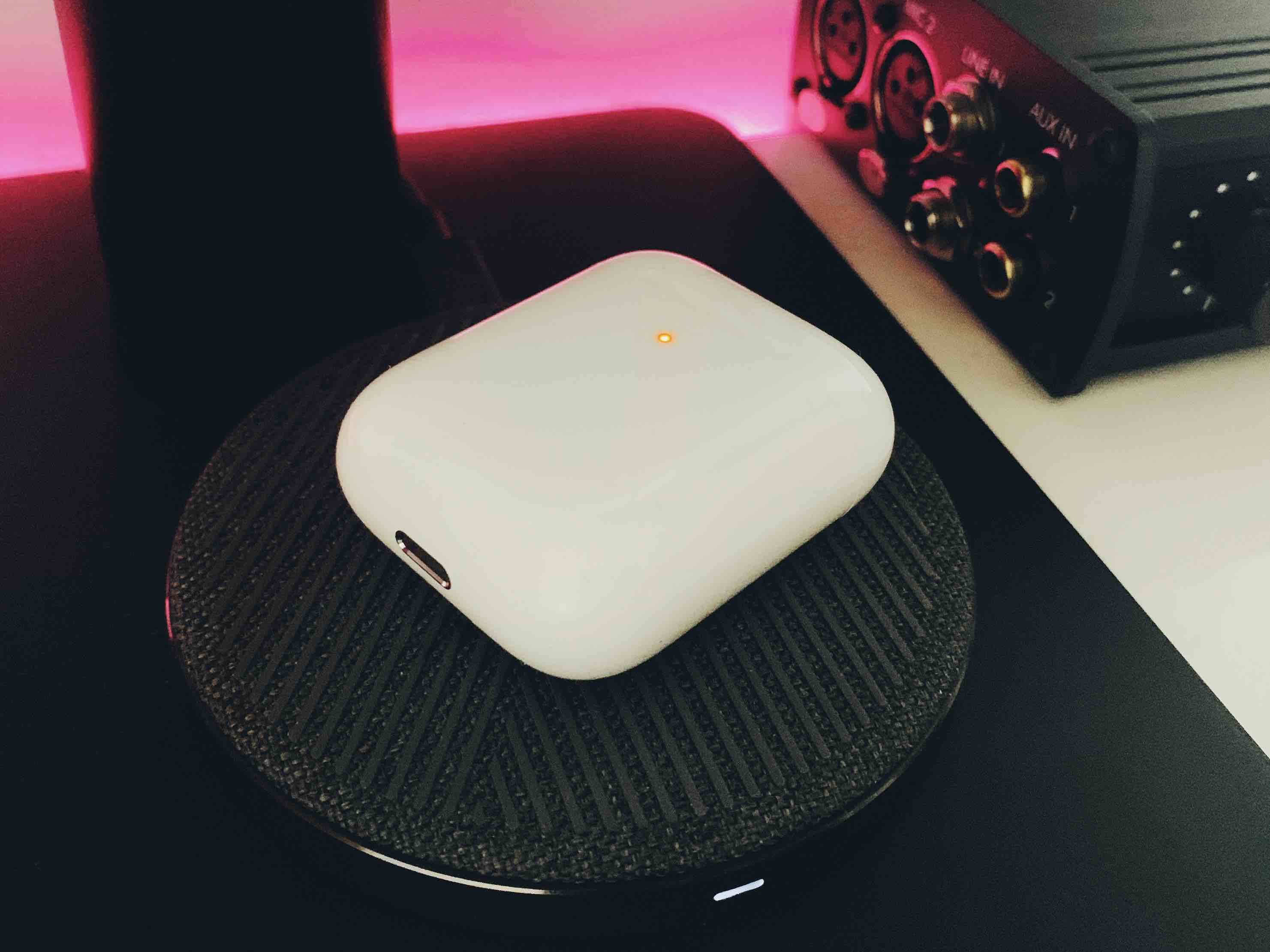 airpods 2 wireless charging - Чем Powerbeats Pro отличаются от AirPods 2