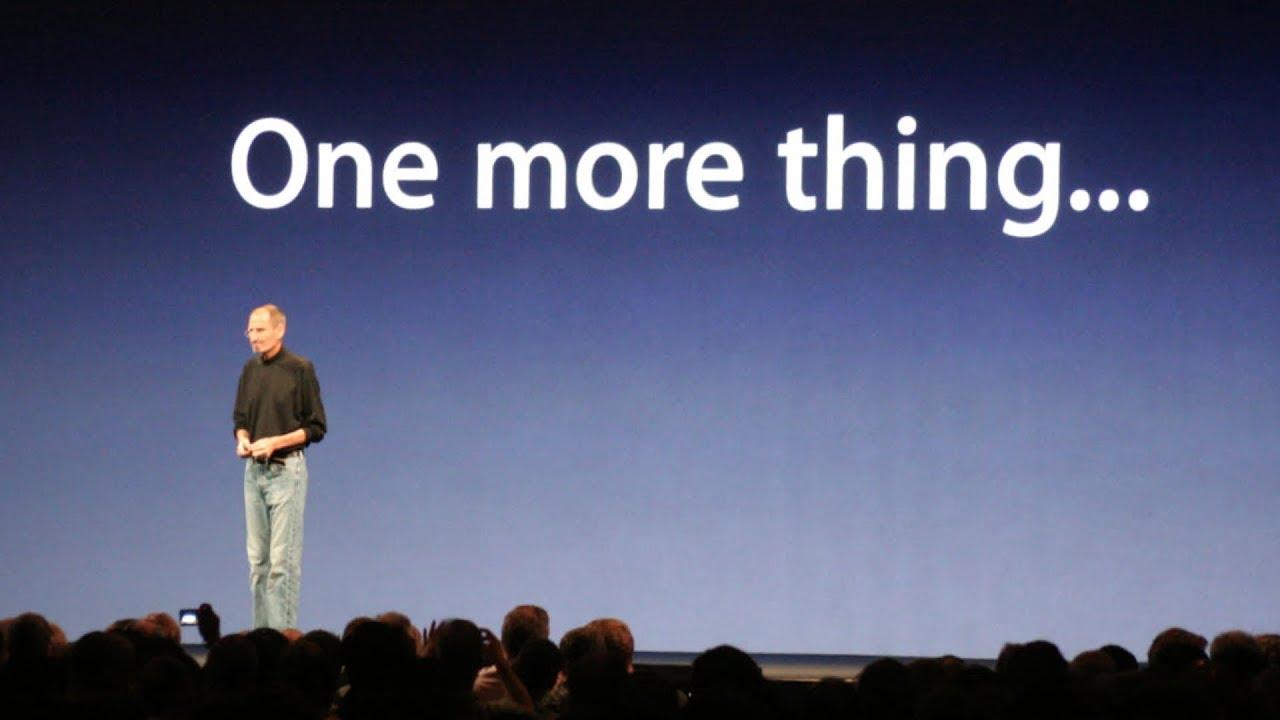 Apple проиграла права на легендарную фразу Стива Джобса
